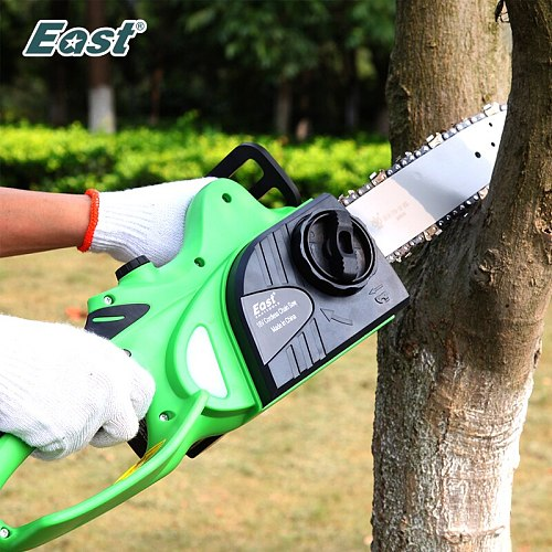 East Garden Power Tools ET1105 18V 1500mA.h Ni-cd battery Chainsaw 10'Bar and Chain cordless chainsaw rechargeable Electric Saw