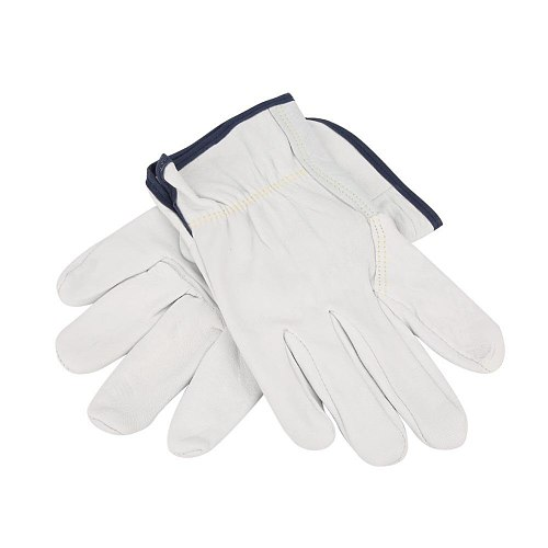 Super Soft Resistant Grain Sheepskin gloves TIG Welding Glove New 2019