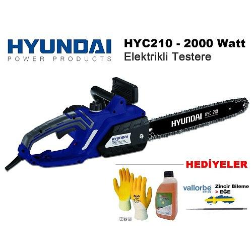 Hyundai HYC210 2000 Watt Electric Wood Cutting Motor