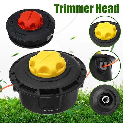 NEWEST Universals Grass Trimmer Head Plastic Line Cutter String Saw Grass Brush for Lawn Mower Cutter Accessories