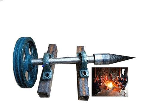 Wood splitter bit,split cone bit,hydraulic wood splitter,Log Splitters Garden Power Tools