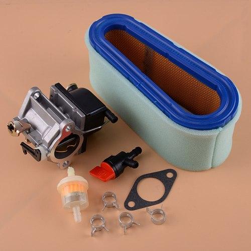 LETAOSK 9pcs Carburetor Carb Kit 640065 640065A Fit For Tecumseh 13Hp 13.5Hp 14Hp 15Hp OHV125 OHV130 OHV135 OV358EA