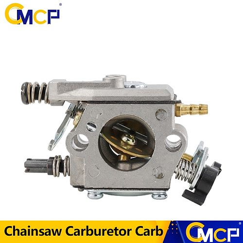 CMCP Chainsaw Carburetor Fit For Husqvarna 51 55 50 Replace Walbro WT-170 WT-223  Replaces Zama C15-51 Chainsaw Carburetor Carb