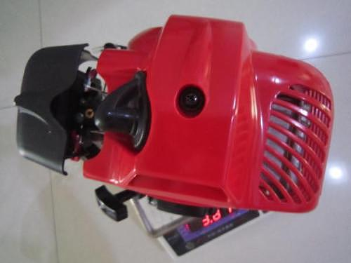 Mitsubishi TB50 gasoline engine powered motor 52CC 2 stroke brush cutter trimmer