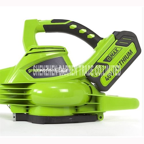 760W-800W outdoor garden Leaf Blower 40V Multi-Purpose Blower/Sweeper 15,000 rpm Speed blowing, suction, broken three functions