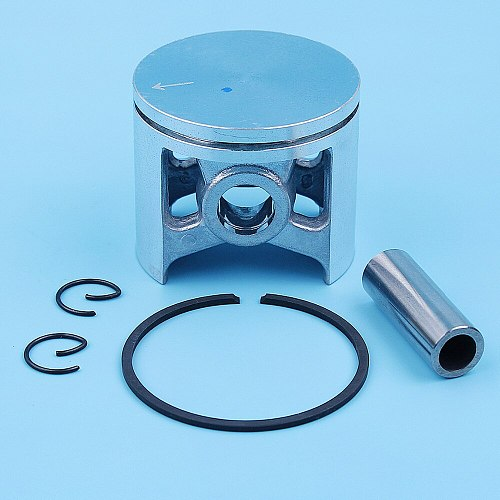 48mm Piston Ring Kit For Husqvarna 261 262 262XP 262XPH Chainsaw Replaces Part # 503531172, 503531171