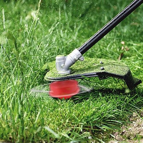 Universal Grass Trimmer Garden Tools Bump Feed String Trimmer Head Brush Cutter Lawn Mower Replacement