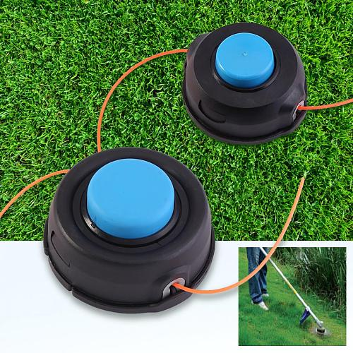 T25 T35 String Trimmer Auto Head With Trimmer Line Lawn Mower String Trimmer Head Garden Tools Discount