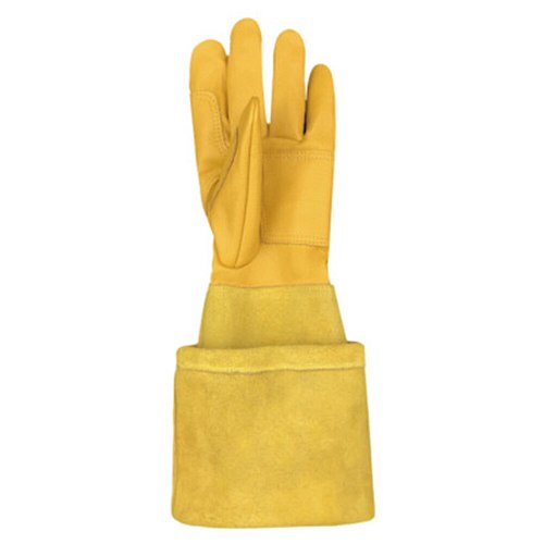 Long Gardening Gloves Rose Pruning Gloves Thorn Proof Garden Gloves with Long Forearm Protection Gauntlets LB88