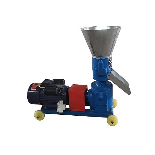 RT260 15KW Pellet Press Animal Feed Wood Pellet Mill Biomass Pellet Machine