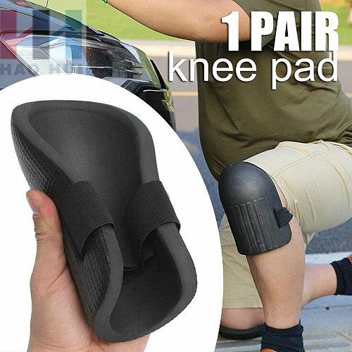 1 Pair EVA Knee Pad Outdoor Garden Kneeling Support Knee Pad Protector Knee Pad EVA Kneeling Pad and Storage Bag Gardening Gifts