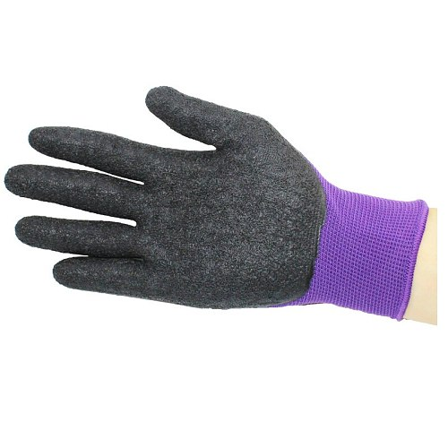 Non - slip gardening gloves breathable soft and comfortable Planting Gardening Work guantes Work labor protection gloves