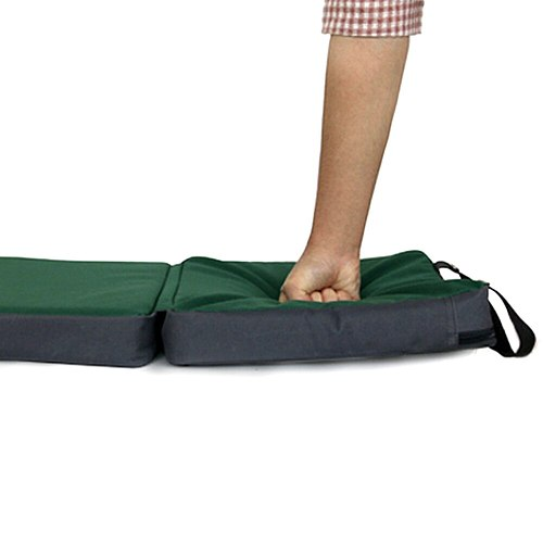 Collapsible Kneeling Pad Thickened Mat Home Garden Protective Foldable Pray Exercise Garage Memory Foam Support Cushion