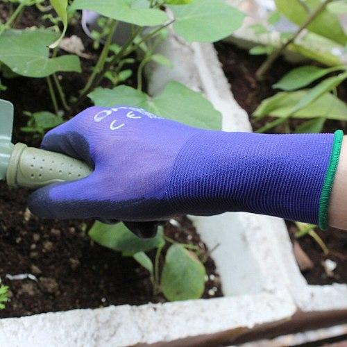 Practical Multifunctional Anti-cutting Garden Glove Non-slip Anti-stab Mechanical Wear Breathable Waterproof Gloves