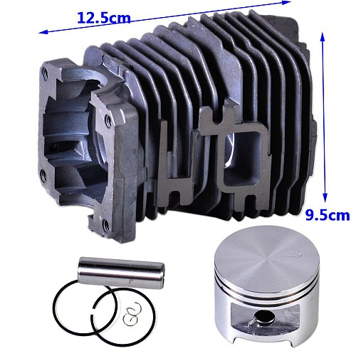 LETAOSK New 49mm Cylinder Piston kit fit for Stihl MS390 MS290 MS310 029 039