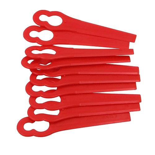 Swing Plastic Blade Pendants For DKGT06 20V 1500mAh Cordless Grass Trimmer Garden Timmer