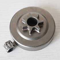 .325  7T Clutch Drum Sprocket Bearing replacement For Husqvarna 137 142 Chainsaw Parts