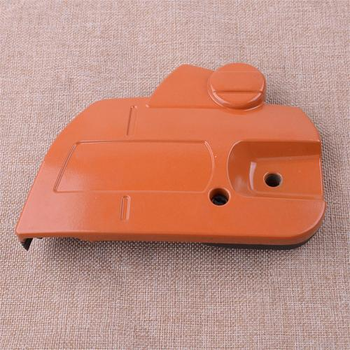 LETAOSK Metal Chain Sprocket Chainsaw Part Brake Clutch Side Cover 544097902 Fit for Husqvarna 445 450