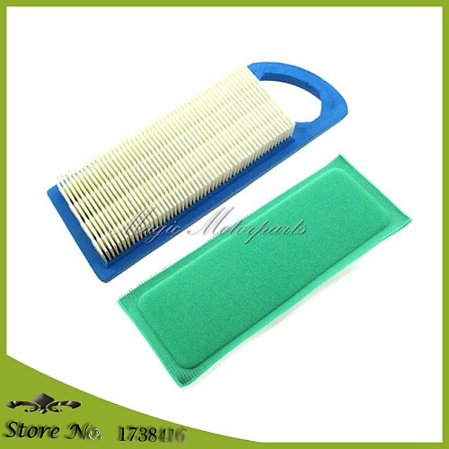 Air Filter & Pre Filter For Briggs & Stratton 4211 4214 5077H 5077K 697014 697153 697634 698083 795115 797008 677014 697015