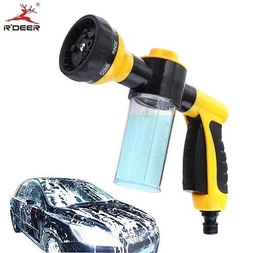Foam Water Gun Plastic High Pressure Car Washer 100ml Large Capacity Foam Sprayer For Car Wash Garden Cleaning Tool