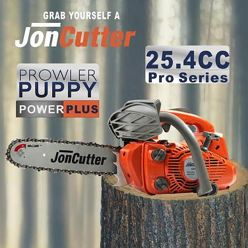 Farmertec 25cc JonCutter G 2500 Top Handle Arborist Gasoline Chainsaw Power Head Without Saw Chain and blade One Year Warranty