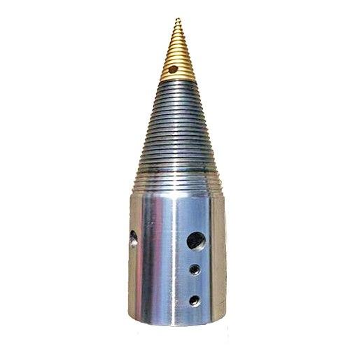 Wood splitter Cone drill Log Splitters Wood bit  Wood chopper Bit Split hammer,electric machine tools split cone drilling bits