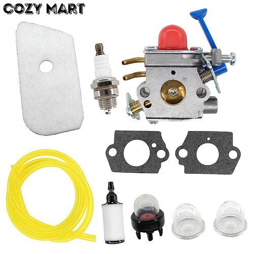 Carburetor Carb For HUS 125R 128C 128R 128CD 128LD Trimmer Edger Brush Cutter Engine Part 545081848 545130001 Carb Gasket