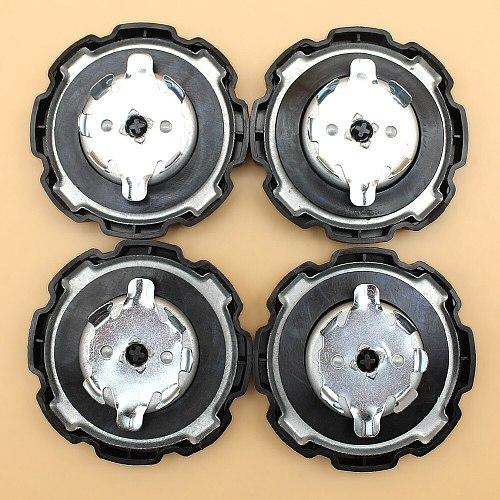 4Pcs/lot Gas Fuel Tank Cap Kit For HONDA GX390 GX340 GX270 GX240 GX200 GX160 GX120 168F Gasoline Engine Lawnmower Generator