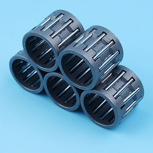 5 x Clutch Needle Bearing Cage For Chinese 4500 5200 5800 45cc 52cc 58cc Chainsaw