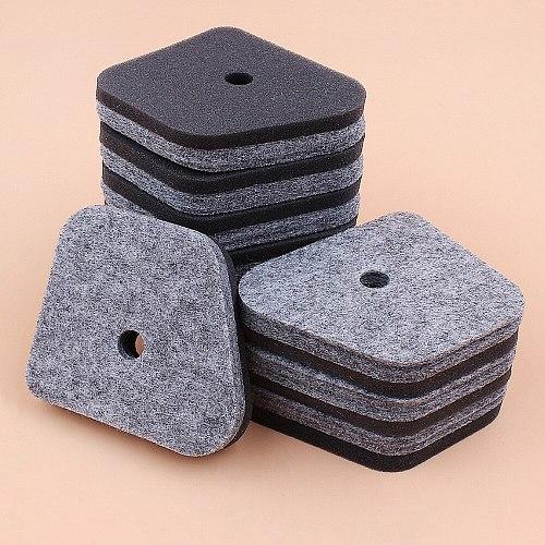 10Pcs/lot AIR FILTER For STIHL FS87 FS90 FS90R FS100 FS100RX FS110 FS110R FS110RX FS130 FS130R Trimmer Strimmer