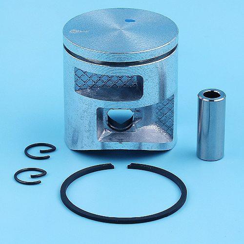 41mm Piston Ring Kit For Husqvarna 435 440 435e 440e, 440 II Jonsered 2240 CS2240 Chainsaw 502625002, 502 62 50-02 Spare Part