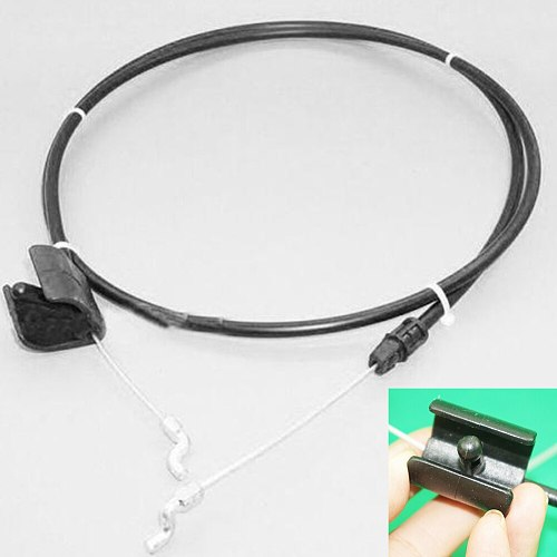 Control Cable For Replacement Engine Zone Lawn  Z  Bend Garden Tool Accessories Universal For Mower 183567 532183567