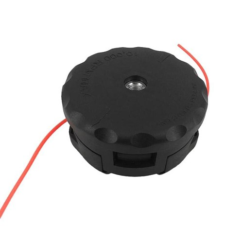 400 Bump String Trimmer Head Echo Speed-Feed for SRM-210 225 230 Lawn Mower For Most Echo SRM Straight Axle Trimmer Models