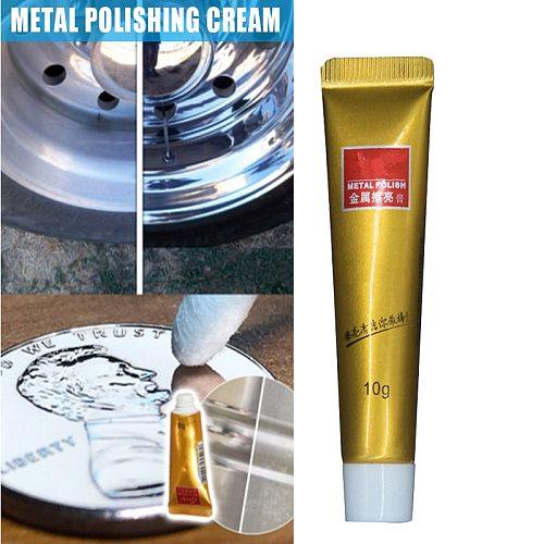 Ultimate Metal Polishing Cream Knife Machine Polishing Wax Mirror Stainless Steel Ceramic Watch Polishing Paste Rust Remover