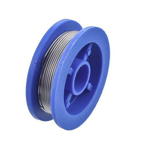 Tin Wire Lead-free Tin Lead Rosin Solder Wire 0.8mm Welding Repair Tools for Electrical Soldering DIY Projects 1.2m/1.7m