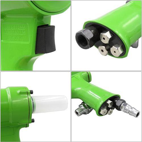 Pneumatic Air Hydraulic  Rivet Gun Riveter Industrial Nail Riveting Tool