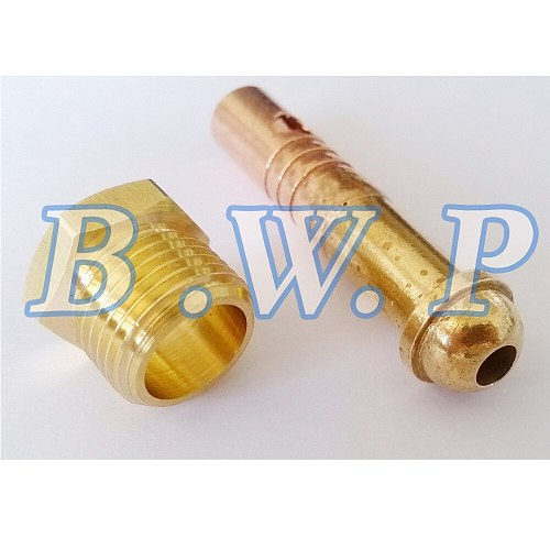 WP-26 26V 26F 26FV 26P TIG Welding Torch Front Cable Connector Gas and Electric Integrated