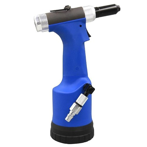 Pneumatic Air Hydraulic Rivet Gun Riveter Industrial Nail Riveting Tool Suitable for Aluminium/ Iron /Stainless Steel Nails