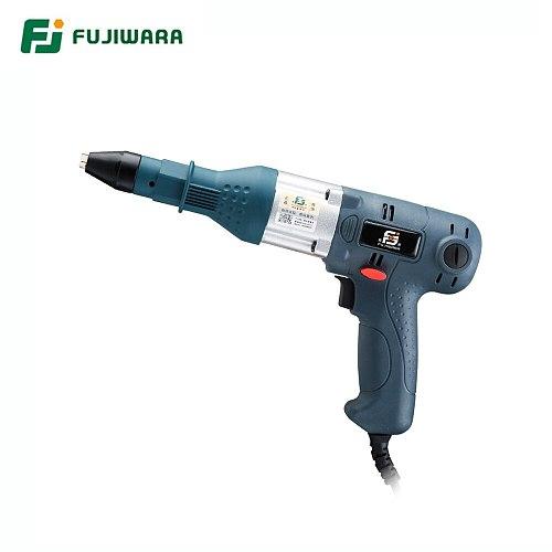 FUJIWARA Blind Rivets Gun Riveting Tool Electric Rivet Guns Electrical Power Tool 350W For 3.2-4.8mm
