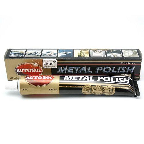 New 1PC 75ml 100g Autosol cream Knife Machine Polishing Wax Mirror Metal StainlessSteel Watch Polishing Paste