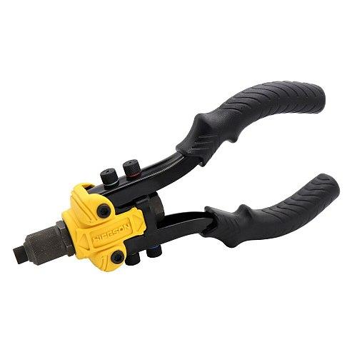 HIFESON 11 Riveter Gun Auto Rivet Tool Blind Rivet Nut Gun Heavy Hand Inser Nut Tool Manual Mandrels 2.4/3.2/4/4.8/6.4mm