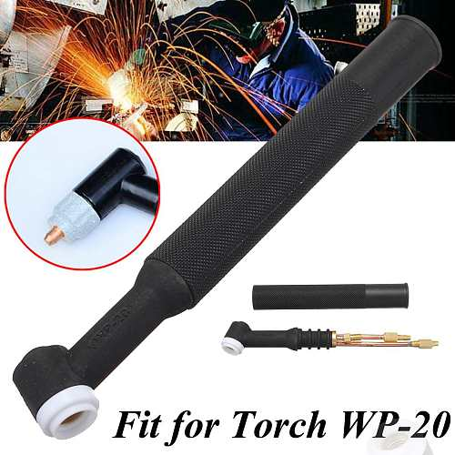 Flexible TIG Welding Torch Head Body for Water Cooled 250A Torch WP-20 Welder-Tool Series