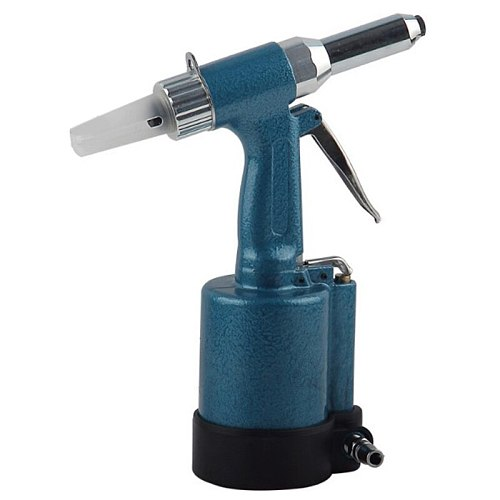 The Pneumatic Blind Rivet Tool 2.4-5.0Mm With Waste Rivets Collection Bottle Blind Rivet Tools