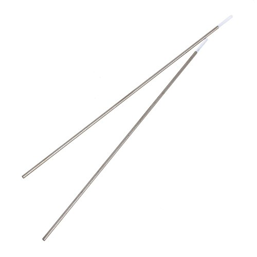 10pcs 0.8% Zirconiated WZ8 White TIG Welding Tungsten Electrode 1.6 x 150mm