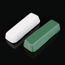 Compound Polishing Paste Wax Metal Brass Grinding Abrasive Soap Buffing Wax Bar