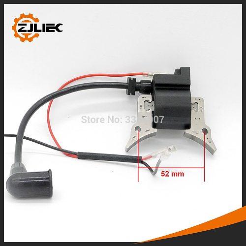 CG328 Ignition Coil for TANAKA brush cutter mower SUM328 BG328 TBC328 TBC355 1E36F TIA-340 340 355 gasoline Engine grass trimmer