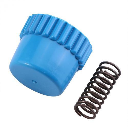 T25/T35 Nylon Plastic Trimmer Head Bump Knob Metal Spring Trimmer Head Accessory Set String Trimmer Head Parts fortrimmer heads