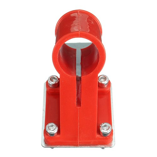 26mm Trimmer Guard Fixing Clamp Set For Long Reach Strimmer Brush Cutter Shaft