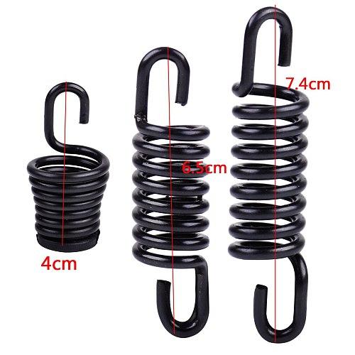 LETAOSK High quality 3pcs Isolator AV Shock Buffer Spring Mount Kit fit for Partner 350 351 370 371 390 420 Chainsaw