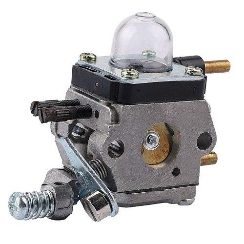Carburetor Repower Kit for 2-Cycle Mantis 7222 7222E 7222M 7225 7230 7234 7240 7920 7924 Tiller/Cultivator  C1U-K54A C1U-K17